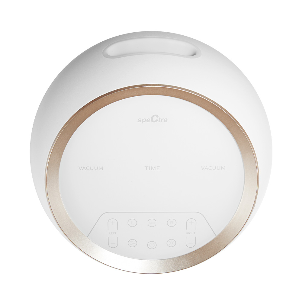 Synergy Gold Breast Pump Top View